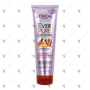 L'Oreal Hair Expert Conditioner 250ml Everpure Frizzy-Defy