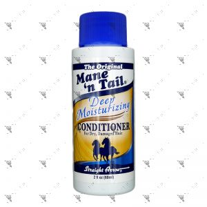 Mane 'N Tail Conditioner 60ml Deep Moisturizing