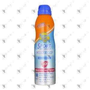 Banana Boat Sport Coolzone Spray SPF50+ 170g