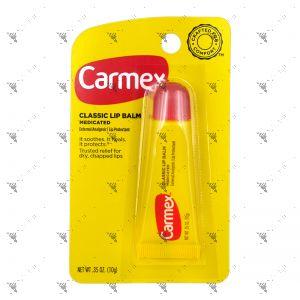 Carmex Classic Lip Balm Medicated 10g