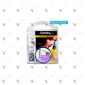 Cameleo BB Liquid Keratin Anti Frizz 150ml + Hair Mask 200ml + Repair Serum 55ml