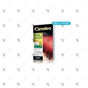 Cameleo Pro-Green Perm Hair Colour 7.45 Intensive Red