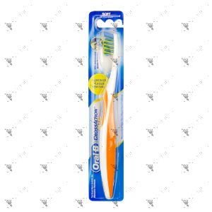Oral-B Toothbrush Crossaction Plus 1s Soft