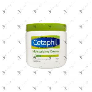 Cetaphil Moisturizing Cream for Dry Skin 16oz