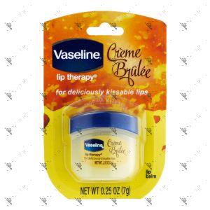 Vaseline Lip Therapy Creme Brulee 7g