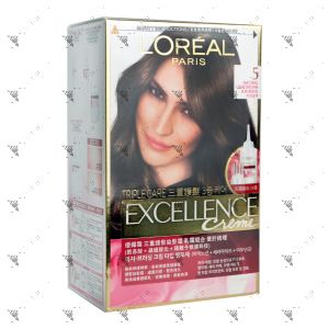 Excellence 5 Natural Light Brown