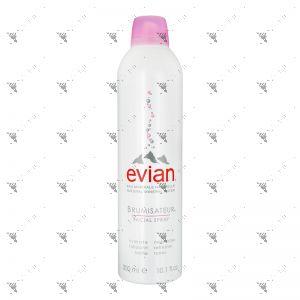 Evian Natural Mineral Water Spray 300ml