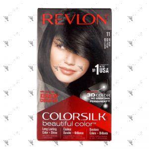 Revlon ColorSilk 11 Soft Black