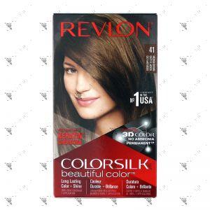 Revlon ColorSilk 4N Medium Brown 41