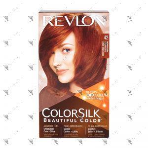 Revlon ColorSilk 42 Medium Auburn