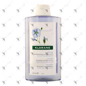 Klorane Shampoo 400ml Volume