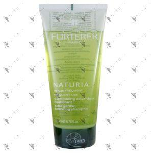 Rene Furterer Naturia Extra Gentle Balancing Shampoo 200ml