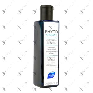 Phyto Apaisant Soothing Treatment Shampoo 250ml