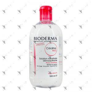Bioderma Sensibio (Crealine) H2O Make-up Removing Micelle Solution 500ml