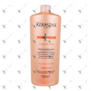 Kerastase Discipline Bain Fluidealiste Shampoo 1000ml Sulfate Free