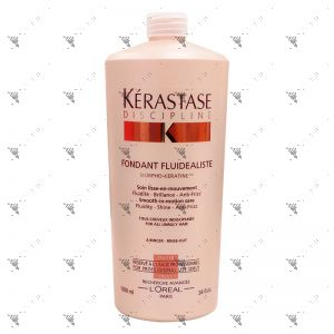 Kerastase Discipline Fondant Fluidealiste Smooth-in-Motion Conditioner 1000ml