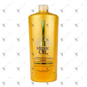 L'Oreal Professionnel Mythic Oil Aux Huiles Shampoo 1000ml Normal to Fine