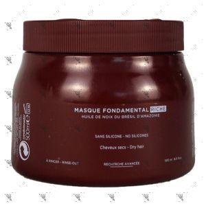 Kerastase Aura Botanica Masque Fondamental Riche 500ml No Silicones