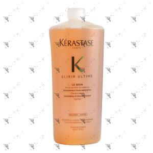 Kerastase Elixir Ultime Le Bain Shampoo 1000ml