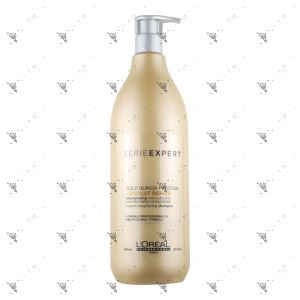 L'Oreal Professionnel Absolute Repair Gold Quinoa Shampoo 980ml