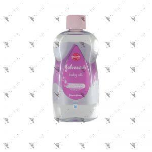Johnson's Baby Oil 500ml Regular Italy
