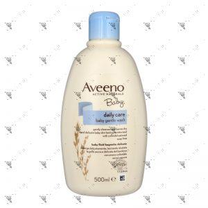 Aveeno Baby Daily Care Gentle Wash 500ml