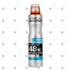L'Oreal Deodorant Spray Men Expert Fresh Extreme 250ml