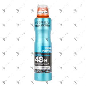 L'Oreal Deodorant Spray Men Expert Cool Power 250ml