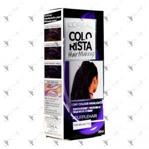 L'Oreal Colorista Hair Makeup 30ml Purple