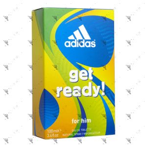 Adidas EDT 100ml Get Ready