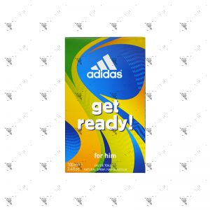 Adidas Men's EDT 100ml Get Ready