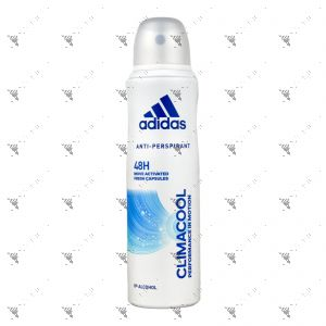 Adidas Deodorant Spray 150ml Climacool