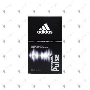 Adidas Men's EDT 100ml Dynamic Pulse