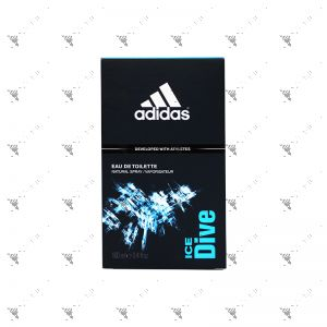 Adidas Men's EDT 100ml Ice Dive
