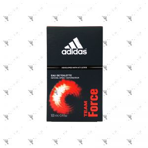 Adidas Men's EDT 100ml Team Force