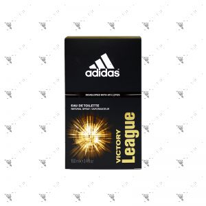 Adidas Men's EDT 100ml Victory League