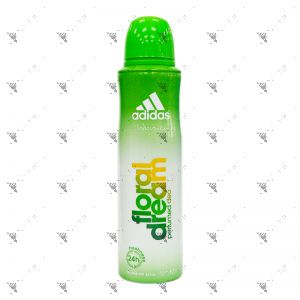 Adidas Deodorant Body Spray 150ml Floral Dream