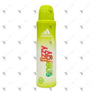 Adidas Deodorant Body Spray 150ml Frizzy Energy