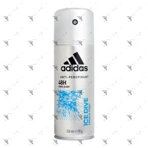 Adidas Anti-Perspirant 150ml Ice Dive