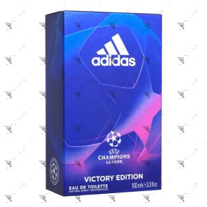 Adidas EDT 100ml Champions League Victory Edition