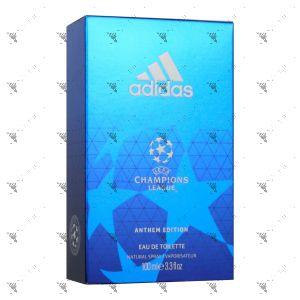 Adidas EDT 100ml Champions League Anthem Edition