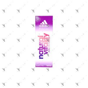 Adidas Ladies EDT 50ml Natural Vitality