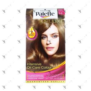 Schwarzkopf Palette Deluxe 7-0 Medium Blonde