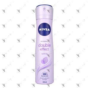 Nivea Deodorant Spray 150ml Women Double Effect