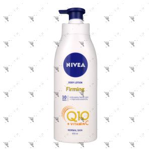 Nivea Firming Q10 Body Lotion 400ml
