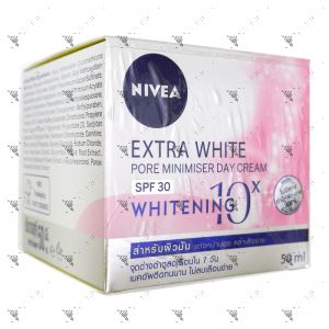 Nivea Extra White Day Cream SPF30 50ml