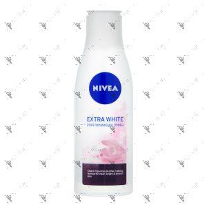 Nivea Extra White Repair Pore Minimiser Toner 200ml