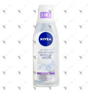 Nivea Sensitive Caring Micellar Water 200ml