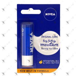 Nivea Lip Balm 4.8g Original Care