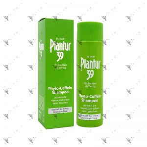Plantur 39 Phyto-Coffein Shampoo 250ml